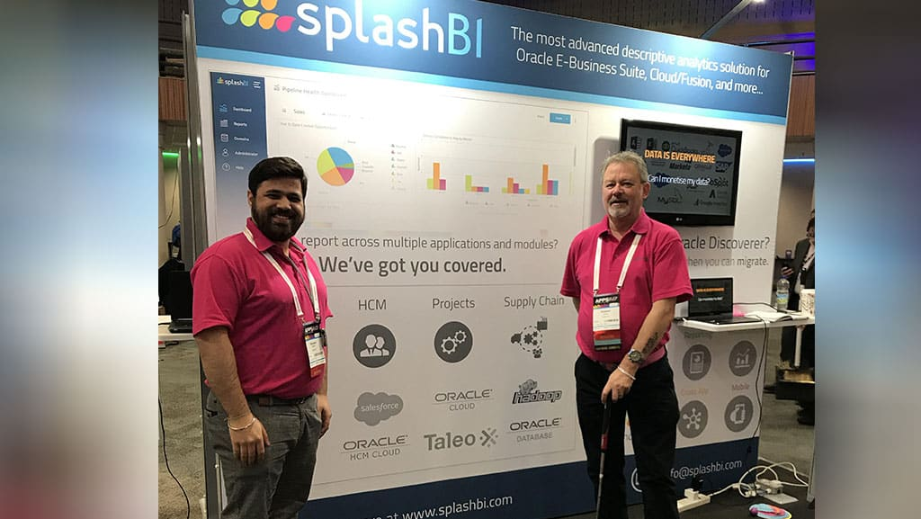 The Splash Business Intelligence Experience: My First, but My 24th!