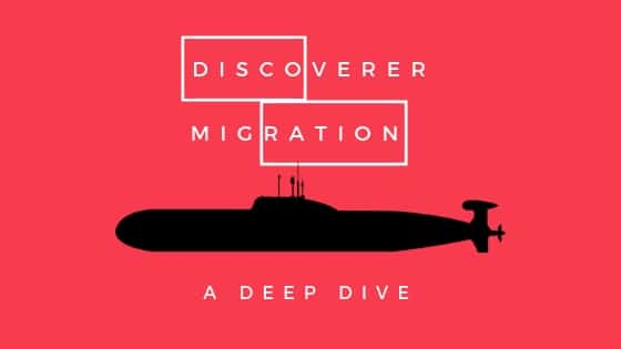 Discoverer Migration: A Deep Dive
