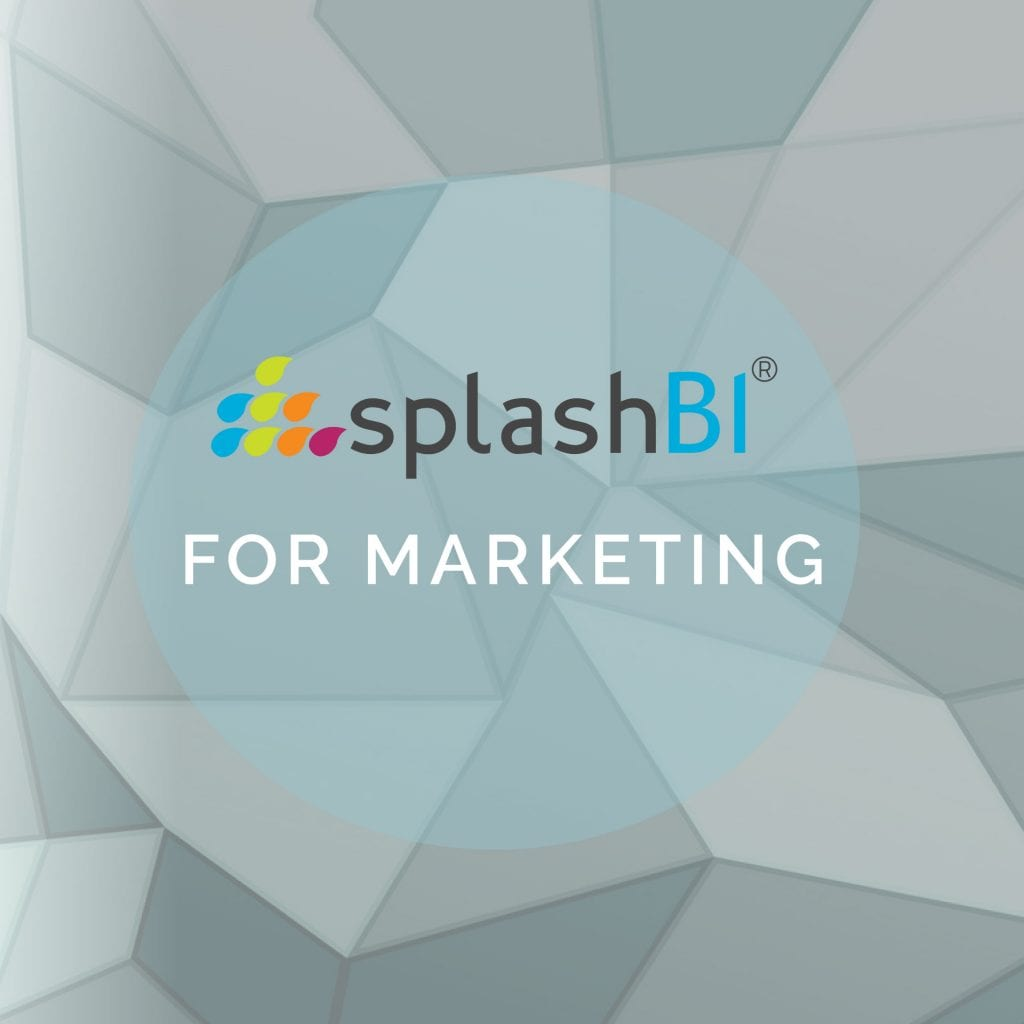SplashBI for Marketing