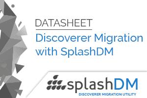 SplashBI Discoverer Migration 4