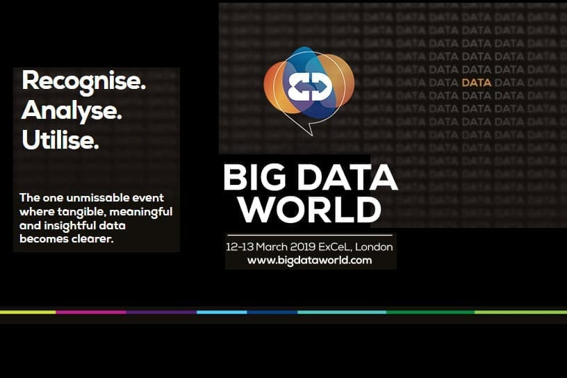 Big Data World London 2019