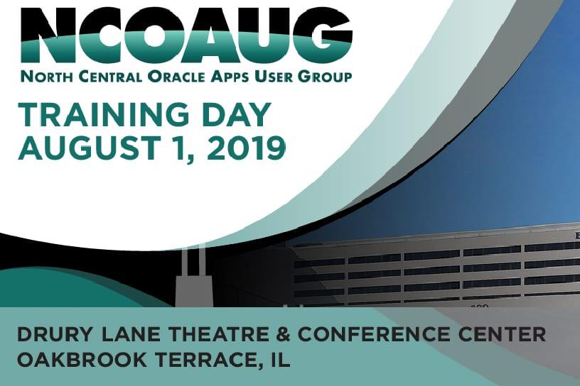 NCOAUG Training day 2019 1