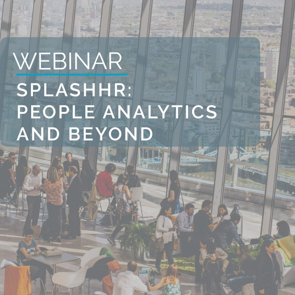 SplashHR - People Analytics & Beyond 6