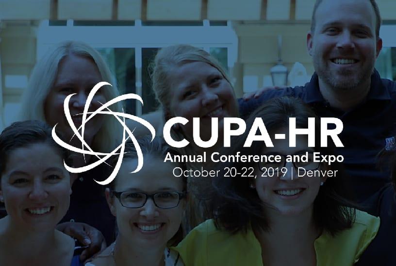 CUPA-Human Resources - 2019 3