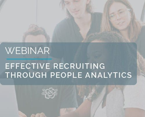 Webinar: Effective recruiting through People Analytics 2