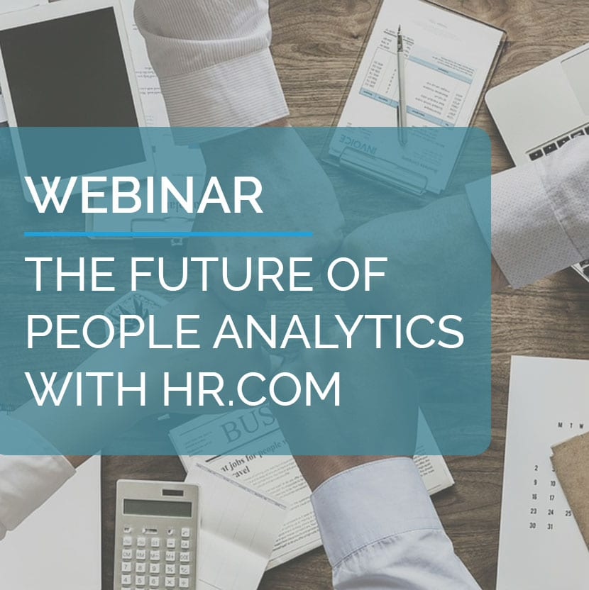 Sponsored Webinar: The future of People Analytics with HR.COM 3