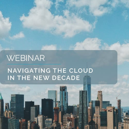 Navigating The Cloud in the New Decade 10