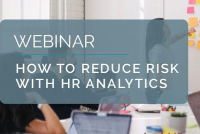 How to Reduce Risk With HR Analytics 20