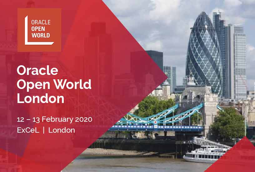 Oracle Open World London 1