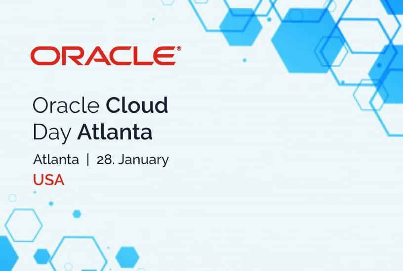Oracle Cloud Day Atlanta (USA) 1