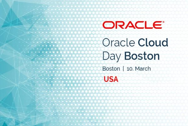 Oracle Cloud Day Boston (USA) 2