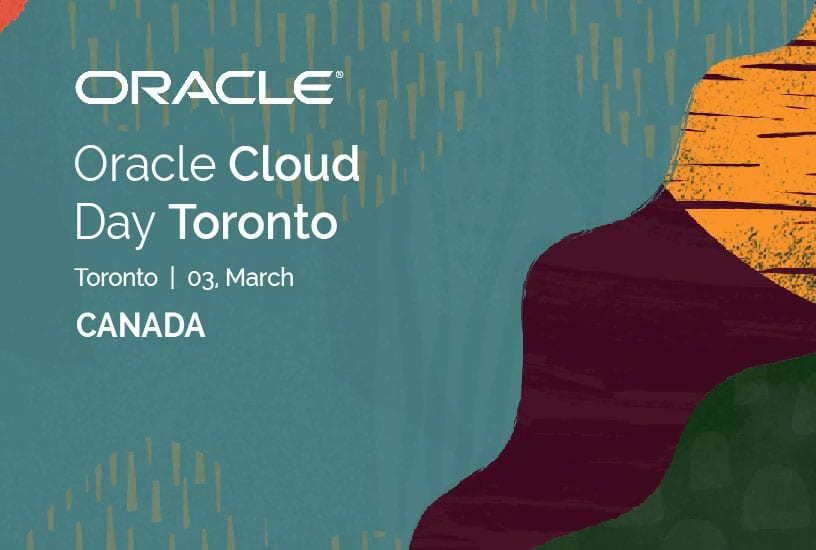 Oracle Cloud Day Toronto (Canada) 6