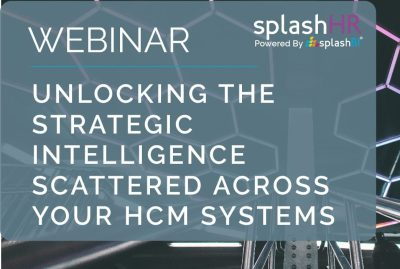 Strategic intelligence across your HCM systems 19