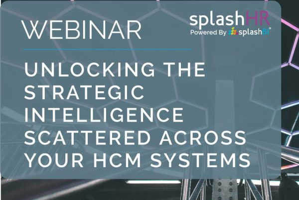 Strategic intelligence across your HCM systems 18