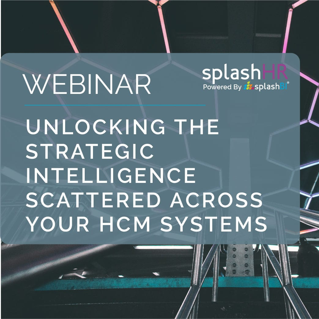 Strategic intelligence across your HCM systems 5