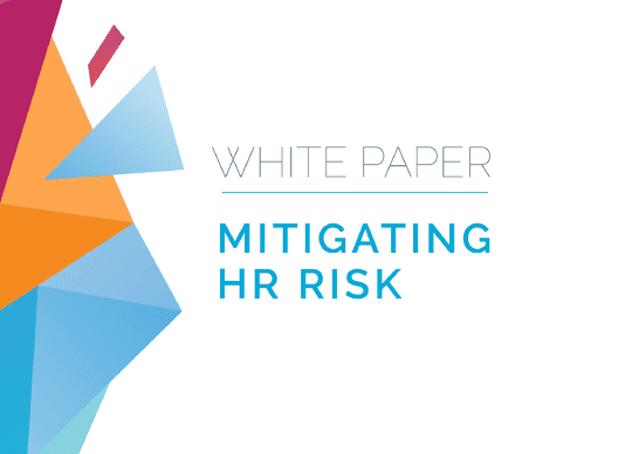 Mitigating HR Risk 5