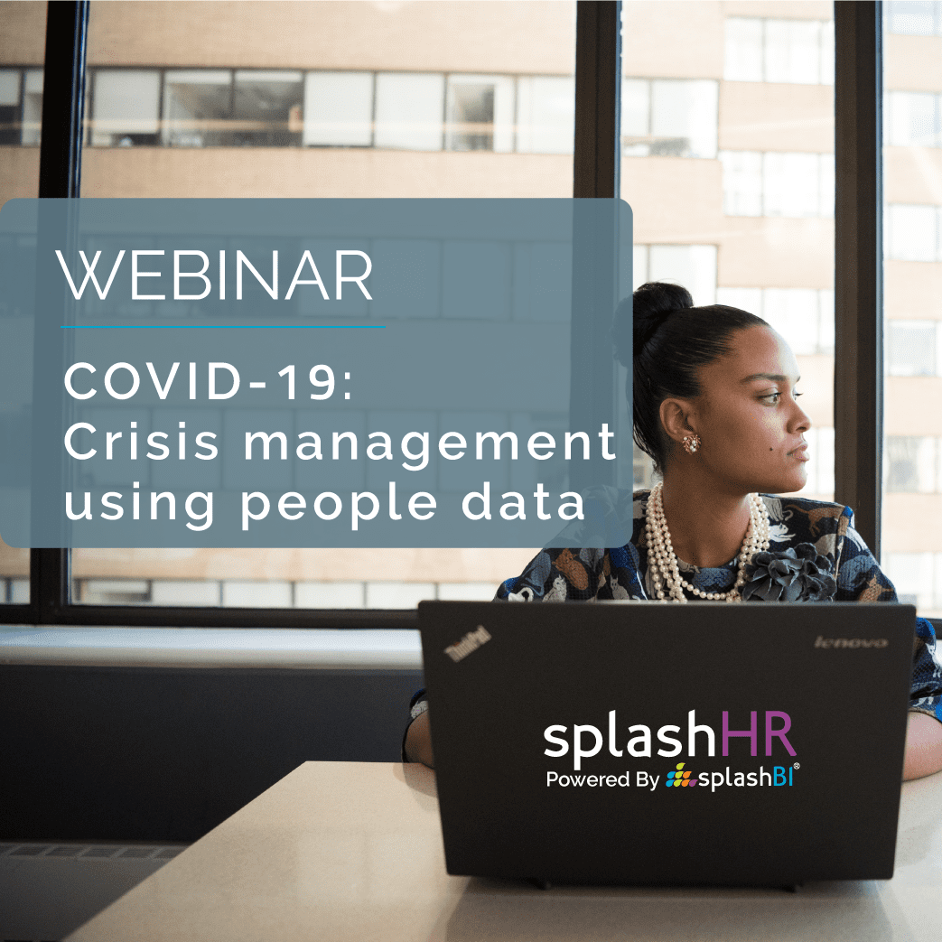 COVID-19: Crisis Management Using People Data 4