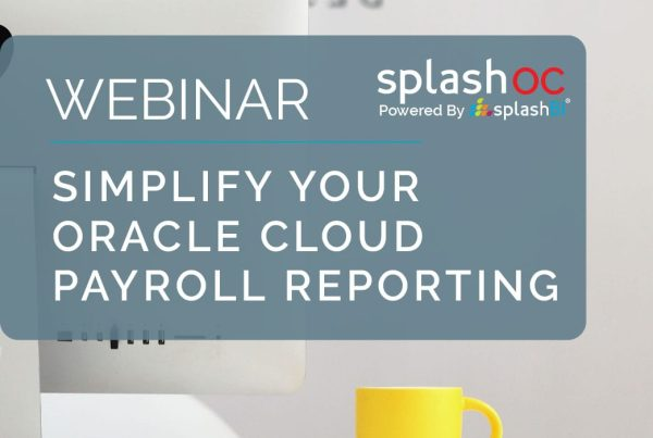 Simplify your Oracle Cloud Payroll reporting 16