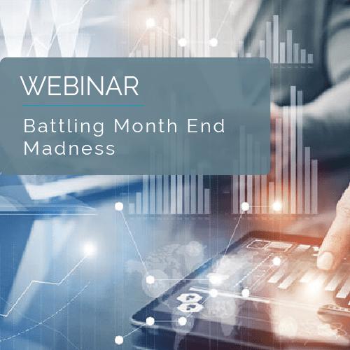 On-Demand Webinar - Battling Month End Madness | SplashBI 9