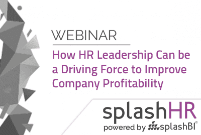 Webinar - How HR Leadership Can Improve Company Profitability 8