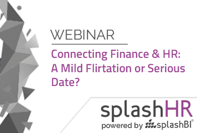 Connecting Finance & HR: A Mild Flirtation or Serious Date? 7