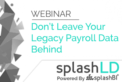 Webinar - Don't Leave Your Legacy Payroll Data Behind! 9