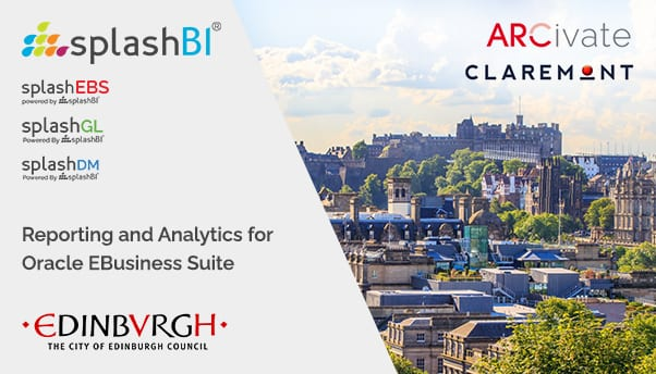 City of Edinburgh Council and CGI in Collaboration with Oracle Partners 1