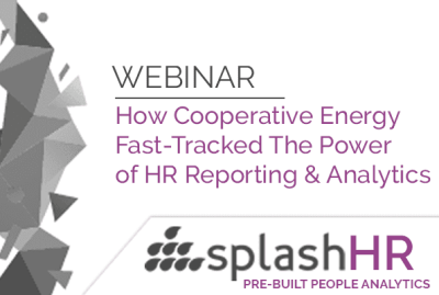 How Cooperative Energy Fast-Tracked The Power of HR Reporting & Analytics 14