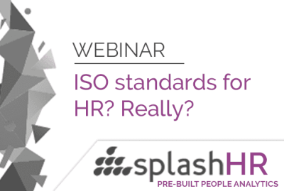 ISO standards for HR? Really? 18