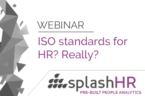 ISO standards for HR? Really? 3