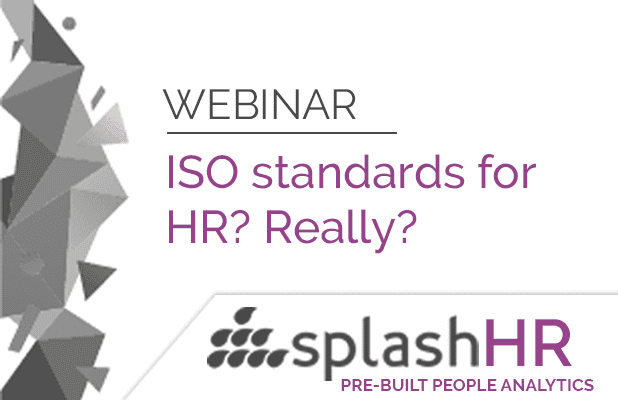 ISO standards for HR? Really? 4