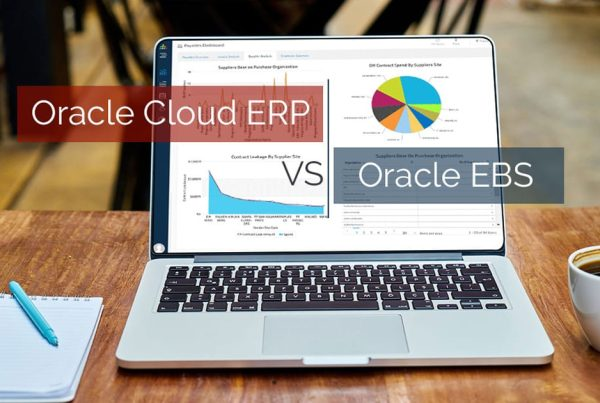 oracle cloud erp vs oracle ebs
