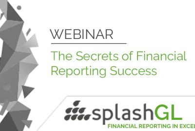 The Secrets of Financial Reporting Success 10