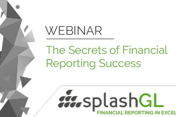 The Secrets of Financial Reporting Success 14