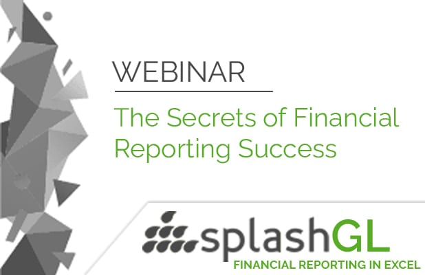 The Secrets of Financial Reporting Success 4