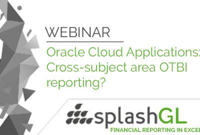 Oracle Cloud Applications:  Struggling with cross-subject area OTBI reporting? 2