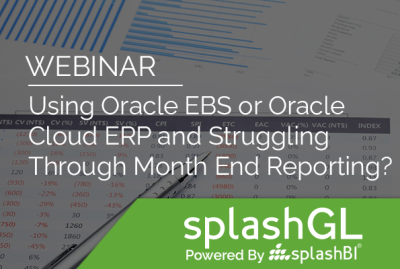 Using Oracle EBS or Oracle Cloud ERP and struggling through month end madness? 20