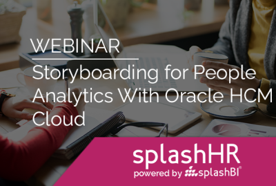 Storyboarding for People Analytics With Oracle HCM Cloud 10