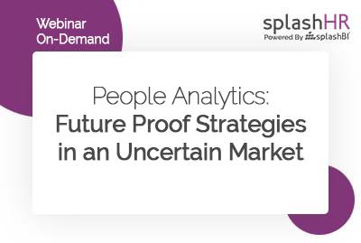 People Analytics: Future Proof Strategies in an Uncertain Market 6