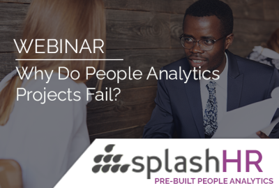 Why Do People Analytics Projects Fail? 5