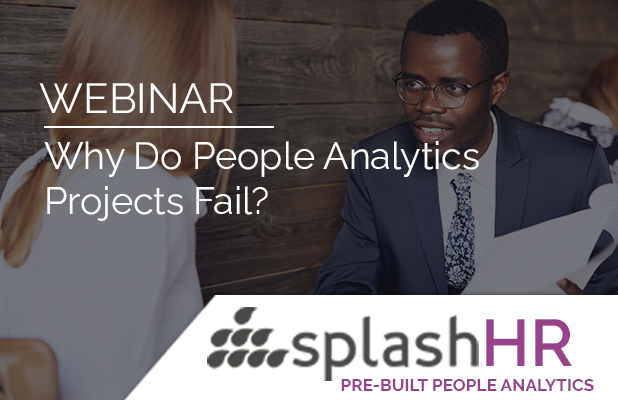 Why Do People Analytics Projects Fail? 3