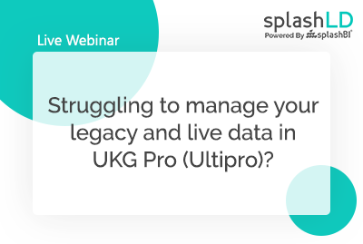 Struggling to manage your legacy and live data in UKG Pro (Ultipro)? 3