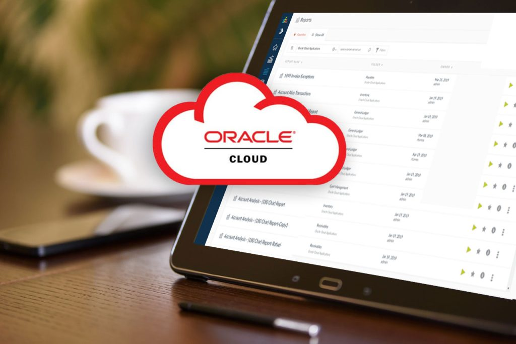 Building Cloud Assurance with Oracle Cloud Applications 2