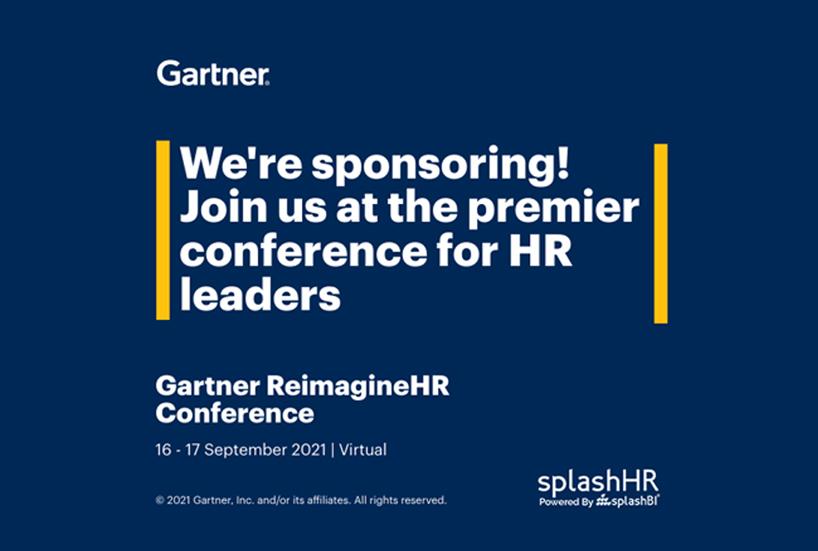 Gartner ReImagineHR Conference 1