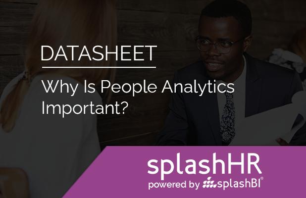 Datasheet | Why Is People Analytics Important 4