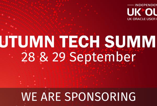 UKOUG Technology Summit 4