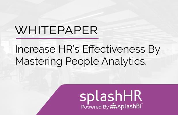 The State of HR Analytics 2021 1