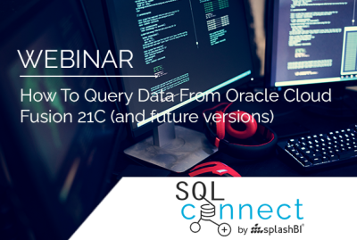 How To Query Data From Oracle Cloud Fusion 21C (and future versions) 2